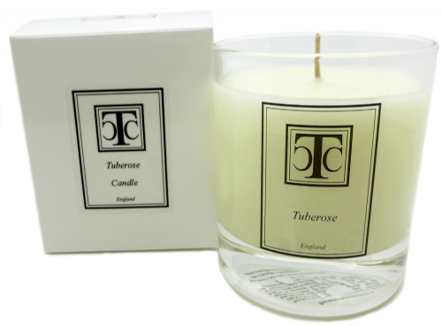 Tuberose Scented Candle 30 hour